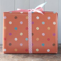 Birthday Wrapping Paper Sheets
