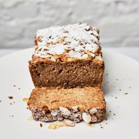 Vegan Bake At Home Apple Olive Oil Loaf Cake Kit