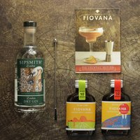 Fiovana Superfruit Cordial Cocktail Kit