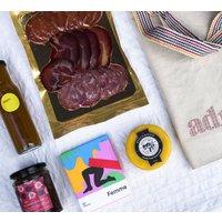 Picnic Food Hamper And Tote Bag