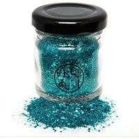No.45 Biodegradable Turqouise Chunky Glitter Mix