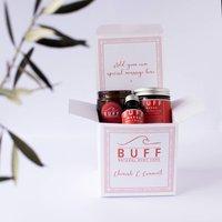 Naked Cherish And Connect Pamper Gift Box, White/Black