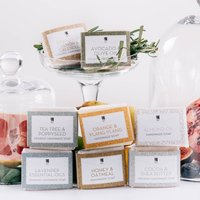 Organic Handmade Mini Soaps