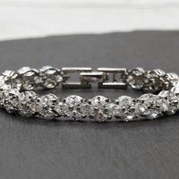 Triple Marquise Crystal Bracelet
