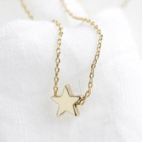 Star Bead Necklace