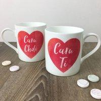 Welsh Love You Mug