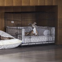 Mattress And Bed Bumper Set For Dog Crate