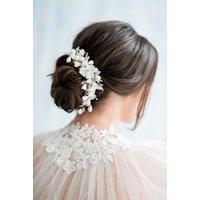 The Lilac Bridal Headpiece