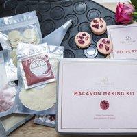 Raspberry Rose Macaron Making Kit