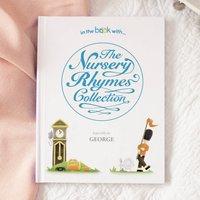 Personalised Gift Boxed Nursery Rhymes Book