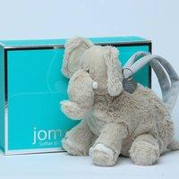 Elephant Handbag With Personalised Keepsake