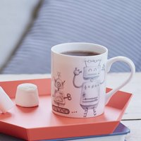 Robot Children's Mug