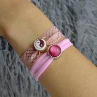 Yin And Yang Symbol Bracelet