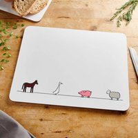 Farm Collection Large Chopping Board