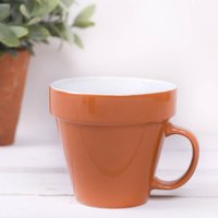 Gardeners Plant Pot Mug