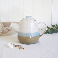 Hand Thrown Ceramic Teapot