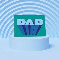 Super Dad Card