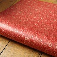 Red Christmas Carols Mix Up Gift Wrap Or Wrap Set