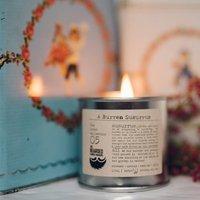 A Burren Susurrus Natural Candle