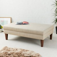 Coffee Table Stool In Your Choice Of Fabric