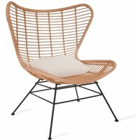 Hampstead Winged Back Garden Chair