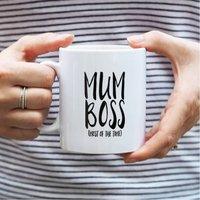 Mum Boss Mug