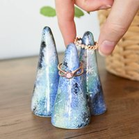 Galaxy Ring Holder Set
