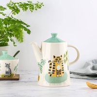 Handmade Ceramic Cat Teapot