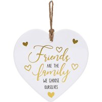 Friends Are Family We Choose Ourselves Heart Gift