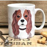 Cavalier King Charles Spaniel Dog Mug