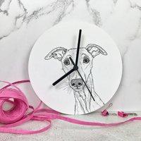 Dog Breed Clocks