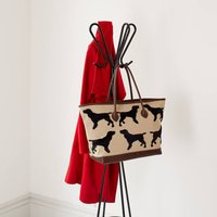 Eaton Spaniel Shoulder Bag