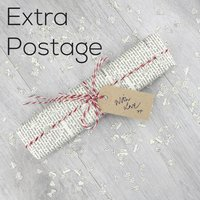Extra Postage For Six0six Design