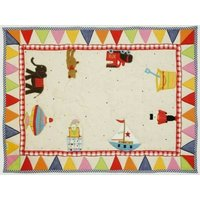 Multi Coloured Toy Shop Play Mat