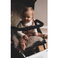Baa Baby Pram Style Sheepskin Pram Liner Latte Long