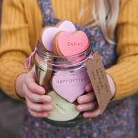 Jar Of 'Reason's Why I Love You' Biscuits