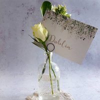 'Whimsical Windsor' Table Name Cards