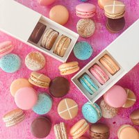 Build Your Own Box Of Six Spring Macarons
