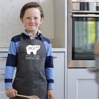 My First Cooking Adventure Kids Apron