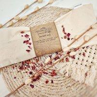 Aromatherapy Rituals Relaxing English Rose Wheat Bag