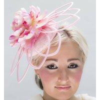 Pink Flower Hat, Pink