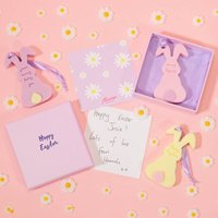 Easter Scent Bunny Letterbox Gift