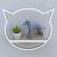 Wooden Cat Shelf | New For 2020