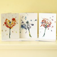 Greetings Cards Dandelion Clock Collection