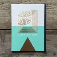 21st Birthday Mint