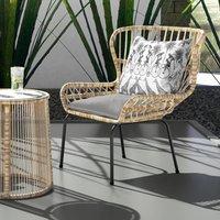 Vintage Jungle Water Resistant Outdoor Garden Cushion