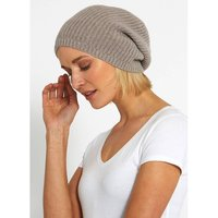 Cashmere Slouch Hat