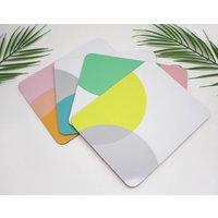 Colour Pop Set Of Placemats