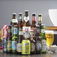14 Award Winning World Lagers And Tasting Glass Gift