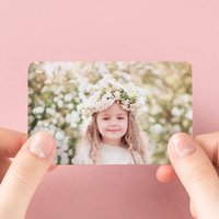 Father's Day Photo Wallet Card